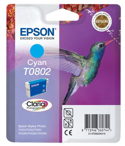 EPSON T08024021 CYAN cartridge Blister