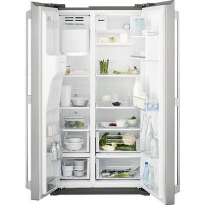 ELECTROLUX EAL6140WOU, chladnicka SBS