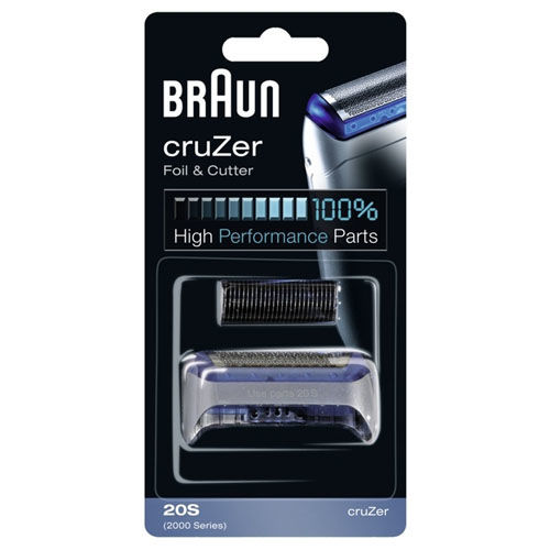 BRAUN CombiPack Series1/Z - 20S, planzeta + noz