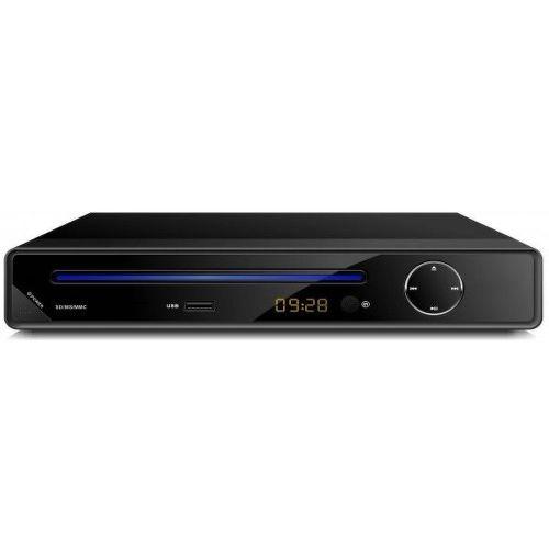 LUVIANTA DVD-L2080HD, DVD prehrávač