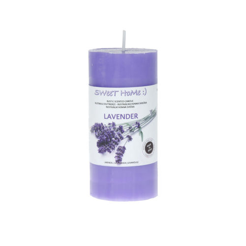 Sweet Home Levandule aromatická svíčka (220g)