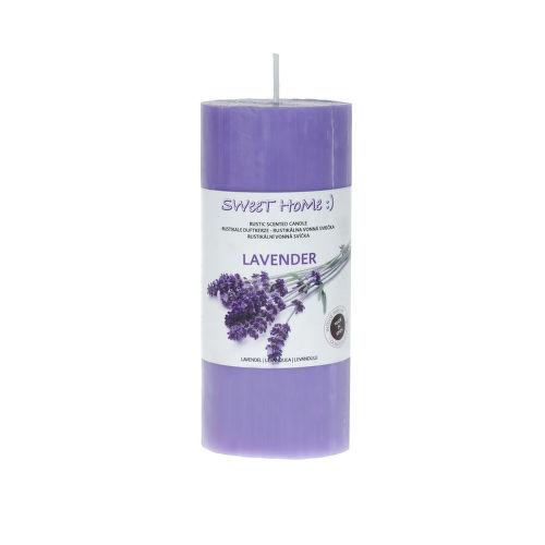 Sweet Home Levandule aromatická svíčka (400g)