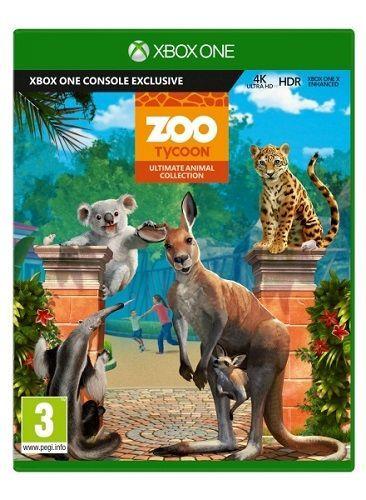 MICROSOFT XONE Zoo Tycoon, Hra pre XONE