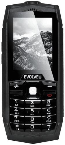 EVOLVEO StrongPhone Z1 BLK