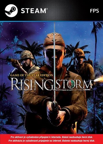 STEAM Rising Storm: GOTY, PC hra (STEAM)_01