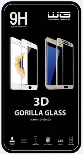 Winner ochranné tvrzené sklo Samsung Galaxy A8 (2018) 3D černé