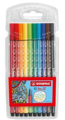 STABILO Pen 68 10ks