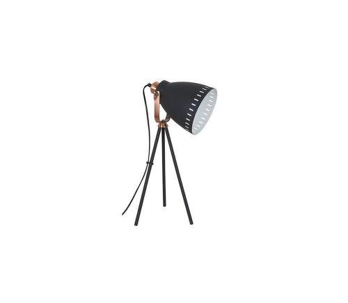 SOLIGHT Torino, Stolná lampa čierna