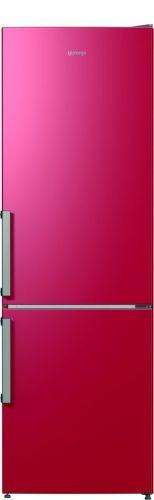 GORENJE RK 6192 ER - bordová kombinovaná chladnička