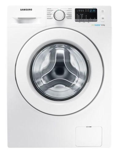 SAMSUNG WW60J4060LW1ZE, bílá pračka plněná zepředu