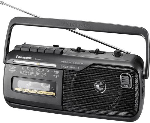 PANASONIC RX-M40DE-K BLK