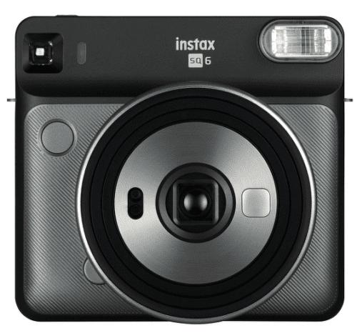 FUJI Instax SQ6 GRY, Filmový fotoaparát