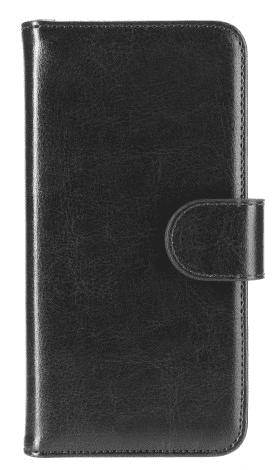 Xqisit Wallet Eman pouzdro pro iPhone 8/7/6S/6, černá