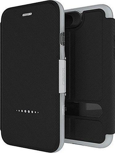 Gear4 Oxford ochranné pouzdro pro Apple iPhone 8/7, stříbrná