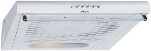 MORA OP620W - bílý podskřínkový odsavač par