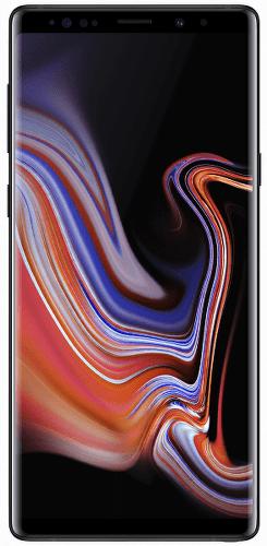 Samsung Galaxy Note9 512 GB černý