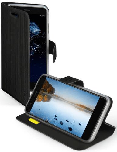 SBS knížkové pouzdro pro Huawei P10 Lite, černá