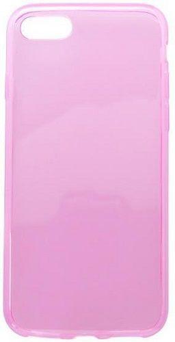 Mobilnet gumové pouzdro pro Apple iPhone 8/7, růžová