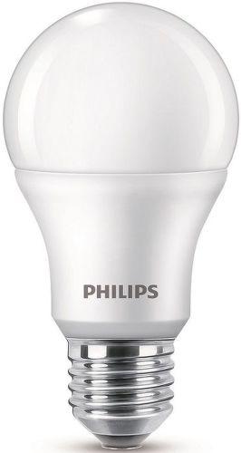 LED Philips žárovka, 9W, E27, teplá bílá