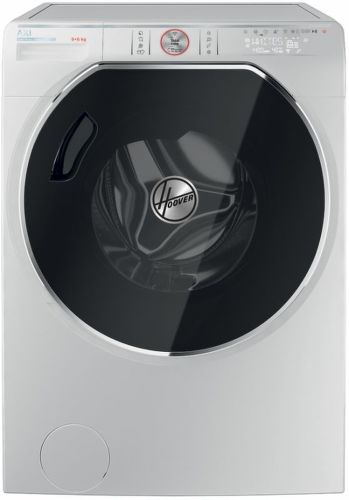 Hoover AWDPD 496LH/1-S, bílá smart pračka se sušičkou