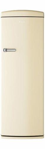 Candy CVRO 6174W, bílá jednodveřová chladnička