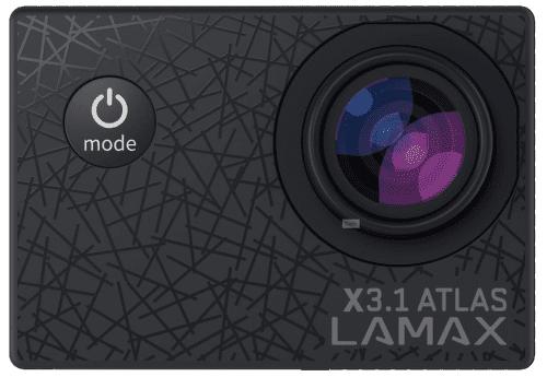 Lamax X3.1 Atlas, černá