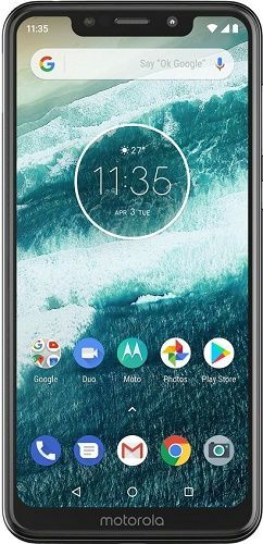 Motorola One bílý