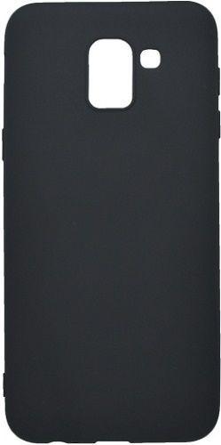 Mobilnet gumové pouzdro pro Samsung Galaxy J6 2018, černé