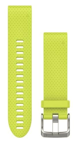 Garmin QuickFit 20 řemínek, žlutý