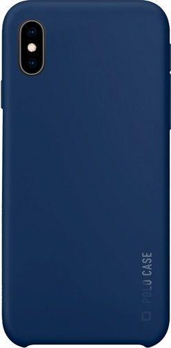 SBS Polo pouzdro pro Apple iPhone Xs Max, modré