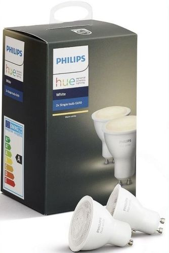 PHILIPS Hue White 5.5W GU10 2ks