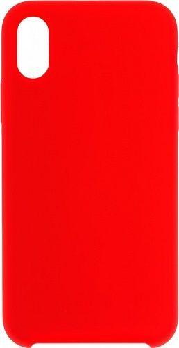 Winner Liquid silikonové pouzdro pro Apple iPhone X/Xs, červené