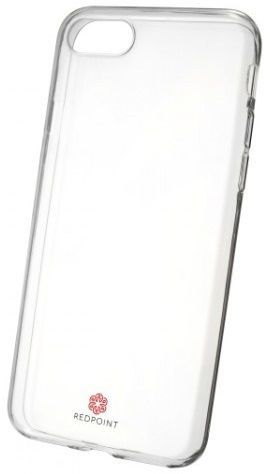 Redpoint silikonové pouzdro Exclusive pro Huawei Y7, transparentní
