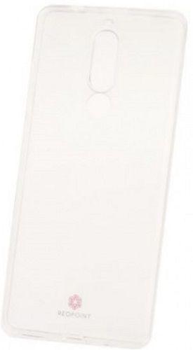 Redpoint silikonové pouzdro Exclusive pro Nokia 5.1, transparentní