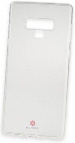 Redpoint silikonové pouzdro Exclusive pro Samsung Galaxy Note9, transparentní