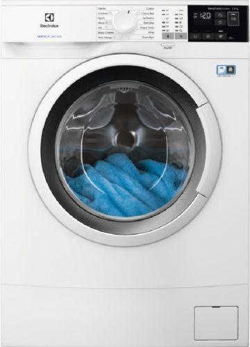 Electrolux PerfectCare 600 EW6S427W, bílá pračka plněná zepředu