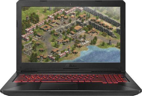 Asus TUF Gaming FX504GD-E4274T černý