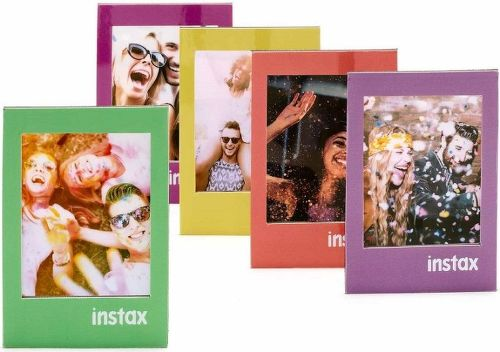 Fujifilm Instax magnetické rámečky 5ks, světlé barvy