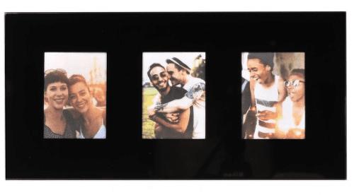 Fujifilm Instax mini tripple rámeček, černá