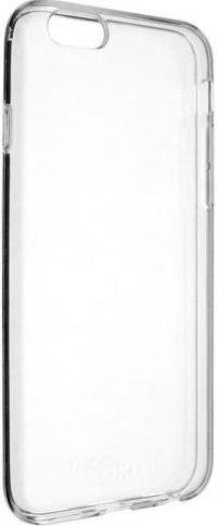 Fixed TPU gelové pouzdro pro Apple iPhone 6/6S, transparentní