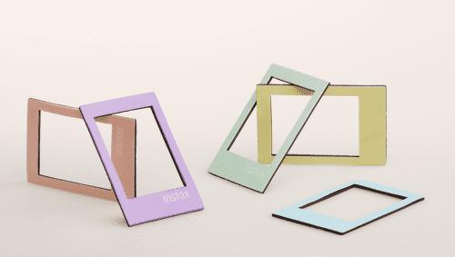 FUJIFILM Ins magnet pastel