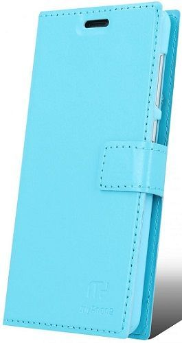 MyPhone knižkové pouzdro pro MyPhone Pocket 18x9, modrá
