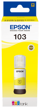 Epson 103 Yellow C13T00S44A žlutá