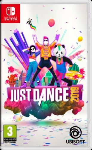 Just Dance 2019 - Nintendo Switch hra