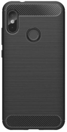 Winner Carbon pouzdro pro Xiaomi MI A2 Lite, černá