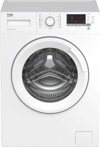 Beko WRE7612XWW, Pračka plněná zepředu