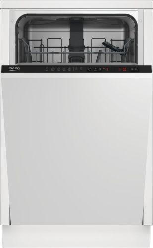 BEKO DIS25011, Vestavná myčka nádobí