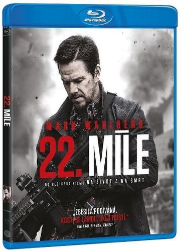 22. míle - Blu-ray film