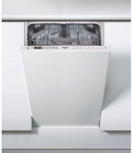 WHIRLPOOL WSIO 3T125 6PE X, Vestavná myčka nádobí