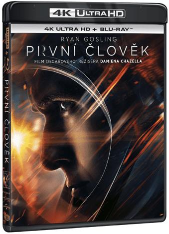 První člověk - Blu-ray + 4K UHD film